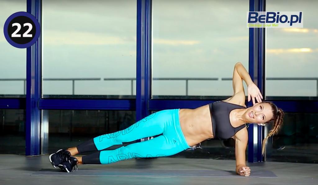 Trening Ewy Chodakowskiej - Sukces