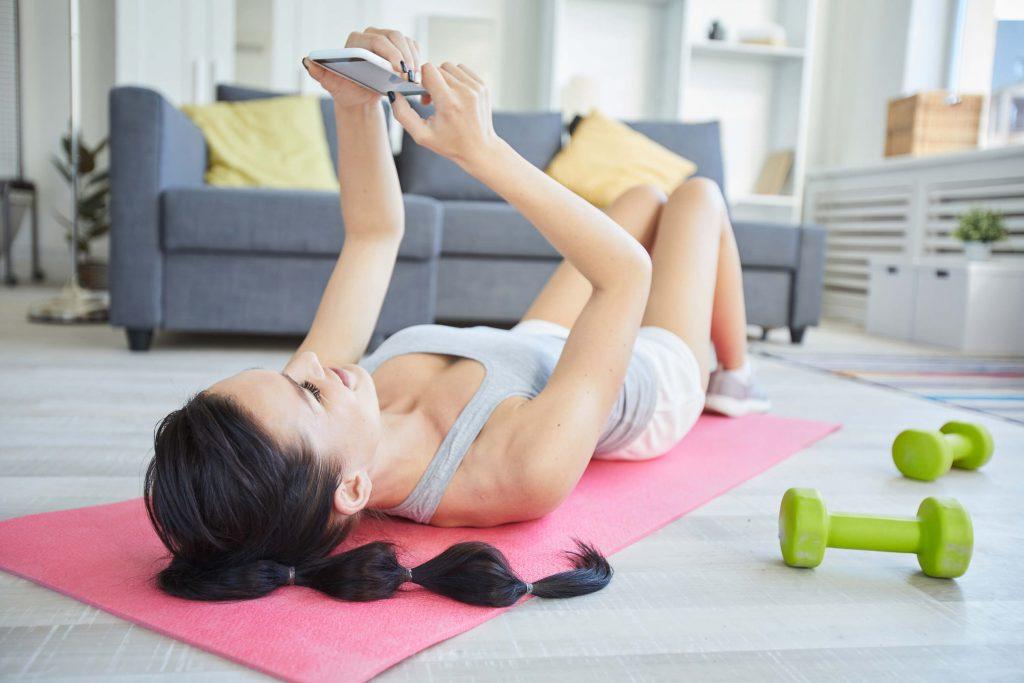 Ćwicz, by wzmocnić odporność