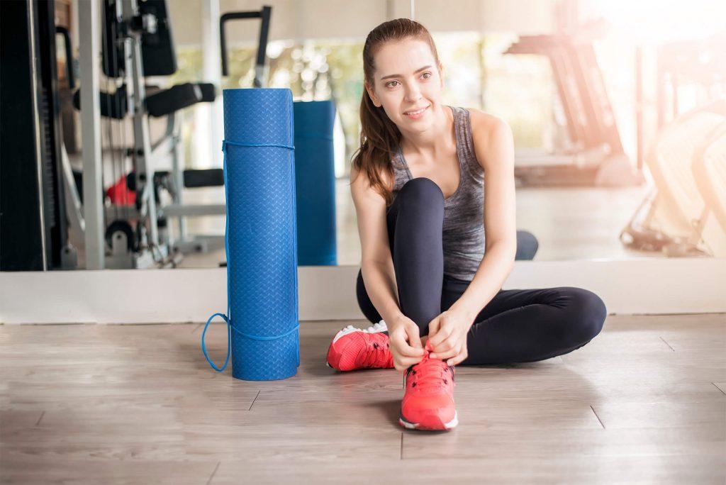Ćwiczenia w domu - jakie buty wybrać?