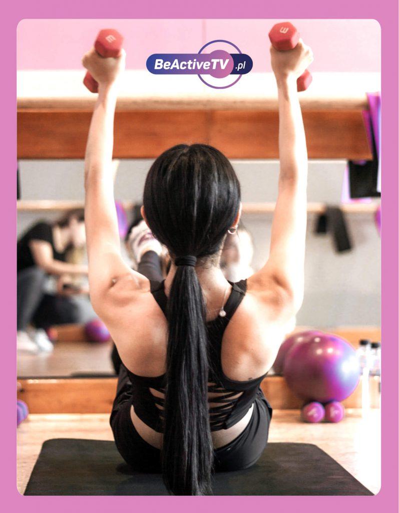 Efektywny trening siłowy dobrze spala kalorie