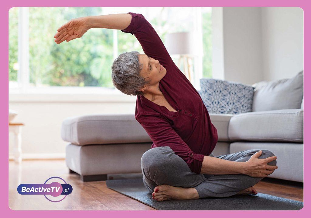 Trening po pięćdziesiątce pomaga zachować zdrowie i kondycję