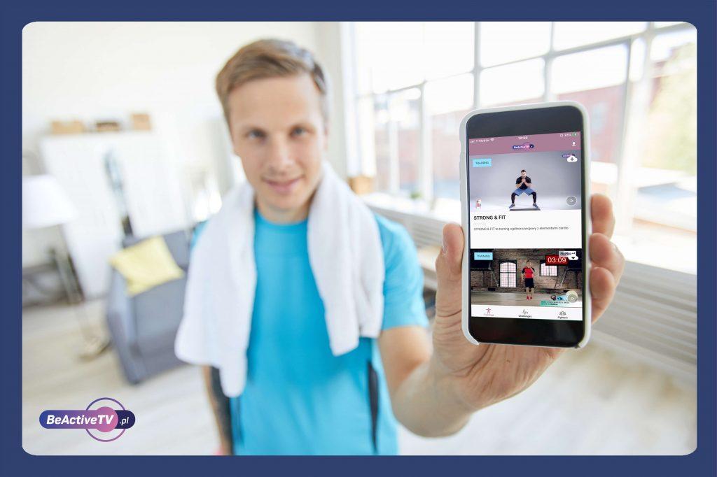 Treningi online dla mężczyzn