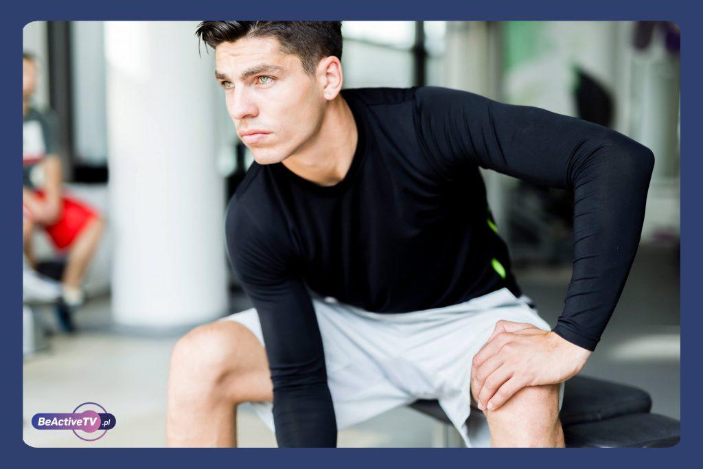 Fitness plan treningowy dla faceta