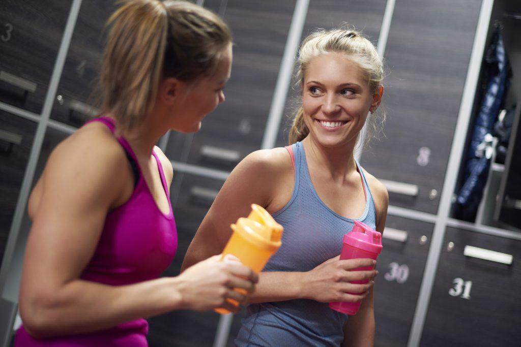 Co pić w trakcie treningu?