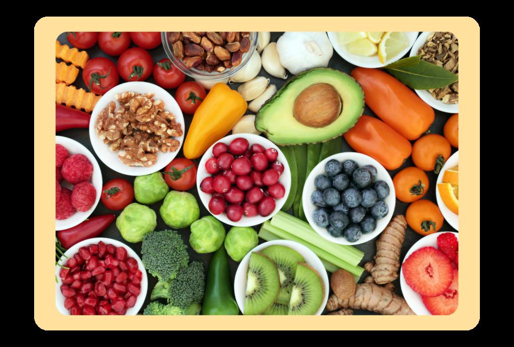 Odżywiaj się zdrowo
